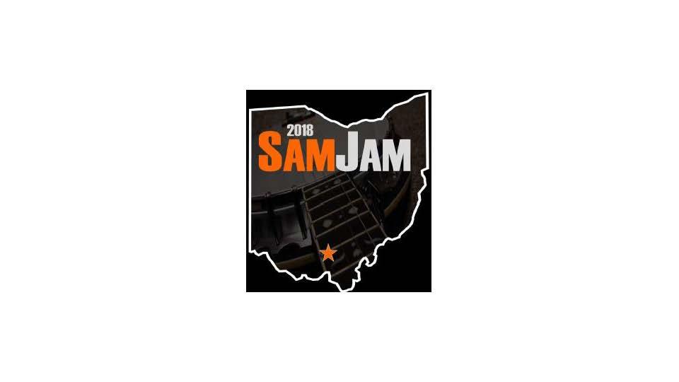 SamJam Logo (2018)
